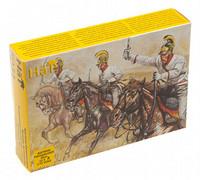 HaT 8031 Napoleonic Austrian Chevauxleger Figures 1:72 Scale