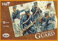 HaT 8034 Napoleonic Young Guard  Figures 1:72 Scale (HAT08034)