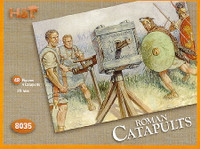HaT 8035 Imperial Roman Catapults  Figures 1:72 Scale (HAT08035)