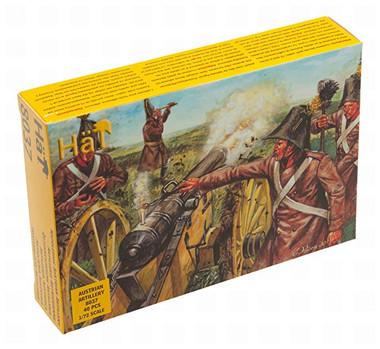 HaT 8036 Napoleonic British Light Infantry Figures 1:72 Scale