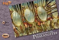 HaT 8043 Macedonian Phalangites Figures 1:72 Scale