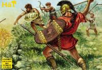HaT 8044 Alexander's Light Infantry Figures 1:72 Scale
