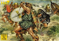 HaT 8046 Alexander's Thracians Figures 1:72 Scale