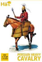 HaT 8050 Persian Heavy Cavalry Figures 1:72 Scale