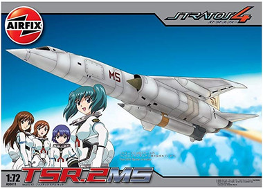 Airfix A08011 Stratos 4 TSR.2MS Scale Model Kit