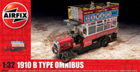 "Airfix ""B"" Type Omnibus 1:32 Scale Model Kit (A06443)"