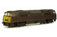 Dapol 2D-003-009 Class 52 Br Maroon #D1045 N Gauge Model Railway Rolling Stock