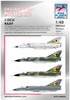 High Planes Mirage IIIO 2 OCU decals