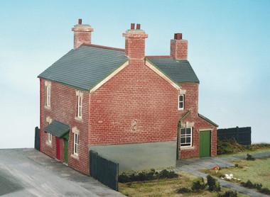 Wills Kits Craftsman Series CK11 Semi-Detached Houses OO/HO Lineside Accessories