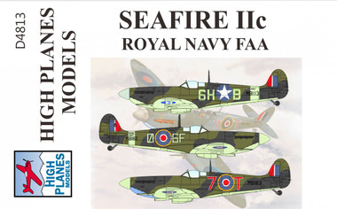 High Planes VS Seafire IIc