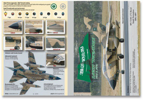 MILIVERSE MV-72101 Saudi Tornadoes IDS, ADV 1:72 DECAL