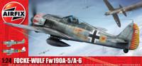Airfix A16001A Focke-Wulf Fw190a-5/A-6 1:24 Scale Model Kit