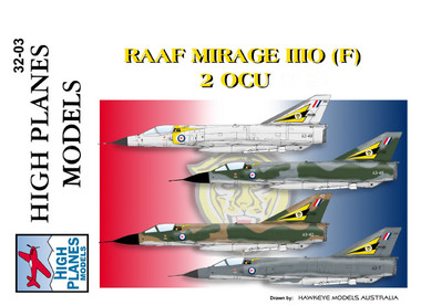 High Planes Mirage IIIO