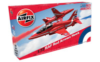 Airfix A02005C RAF Red Arrows Hawk 1:72 Scale Model Kit