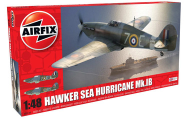 Airfix A05134 Hawker Sea Hurricane MK.IB 1:48 Scale Model Kit