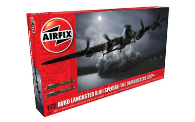 Airfix A09007 Avro Lancaster B.III (Special) - The Dambusters  1:72 Scale Model Kit