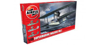 Airfix Supermarine Walrus Mk.I 1:48 Scale Model Kit (A09183)