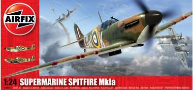 Airfix A12001A Supermarine Spitfire MkIa 1:24 Scale Model Kit
