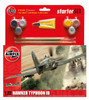Airfix A55208 Hawker Typhoon Ib Starter Set 1:72 Scale Model Kit