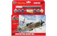 Airfix A55213 Boulton Paul Defiant Mk.I Starter Set 1:72 Scale Model Kit
