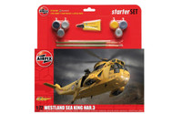 Airfix A55307 Westland Sea King HAR.3 Starter Set 1:72 Scale Model Kit