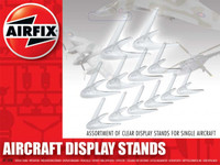 Airfix Assorted Small Stands - Scale Model Kit (AF1008)