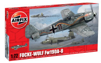 Airfix A01020 Focke Wulf Fw190A-8 1:72 Scale Model Kit