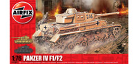Airfix A02308 Panzer Tank IV 1:76 Scale Model Kit