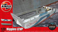 Airfix A02340 Higgins LCVP 1:72 Scale Model Kit