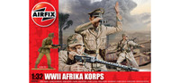 Airfix A02708 WWII Africa Korps 1:32 Scale Model Kit