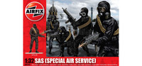Airfix A02720 SAS (Special Air Service) 1:32 Scale Model Kit