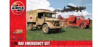 Airfix A03304 RAF Emergency Set 1:76