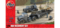 Airfix A03305 RAF Recovery Set 1:76 Scale Model Kit (A03305)