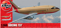 Airfix A04178A Boeing 737-100 1:144 Scale Model Kit