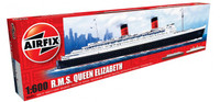 Airfix A06201 RMS Queen Elizabeth 1 1:600 Scale Model Kit
