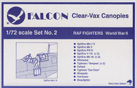 Falcon Clearvax Set 3