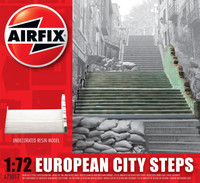 Airfix A75017 European City Steps 1:72 Scale Model Kit