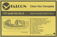 Falcon Clearvax Set 6
