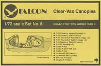 Falcon Clearvax Set 6