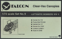 Falcon Clearvax Set 9