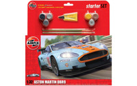 Airfix A50110 Aston Martin DBR9 Large Starter Set 1:32 Scale Model Kit