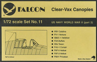 Falcon Clearvax Set 11