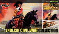 Airfix A06501 English Civil War Collection 54mm Scale Figures