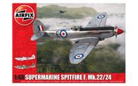 Airfix A06101A Supermarine Spitfire F.Mk.22/24 1:72 Scale Model Kit