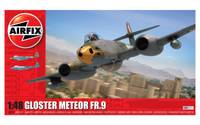 Airfix A09188 Gloster Meteor FR.9 1:48 Scale Model Kit