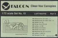 Falcon Clearvax Set 15