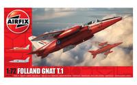 Airfix A02105 Folland Gnat T.1 1:72 Scale Model Kit