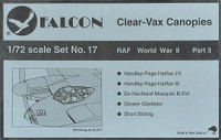 Falcon Clearvax Set 17