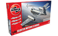 A09184 Gloster Meteor F8, Korean War 1:48