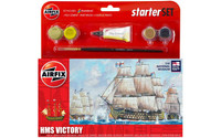 Airfix A55104 HMS Victory Starter Set Scale Model Kit